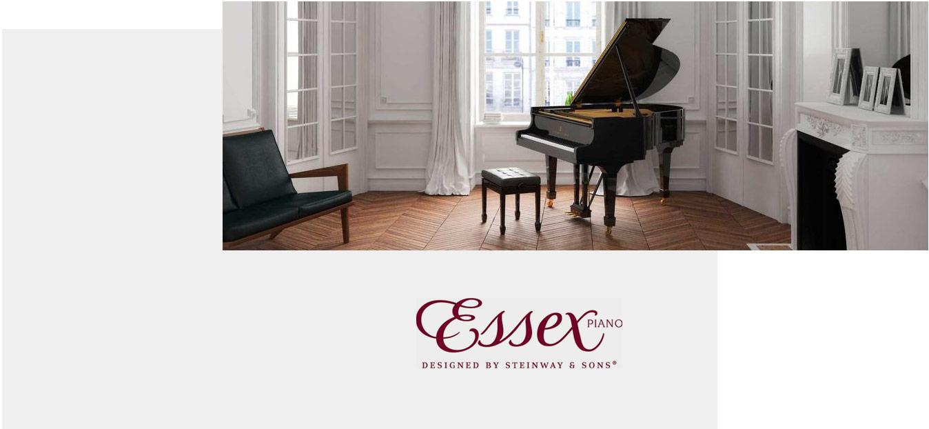 Essex Klaviere & Flügel