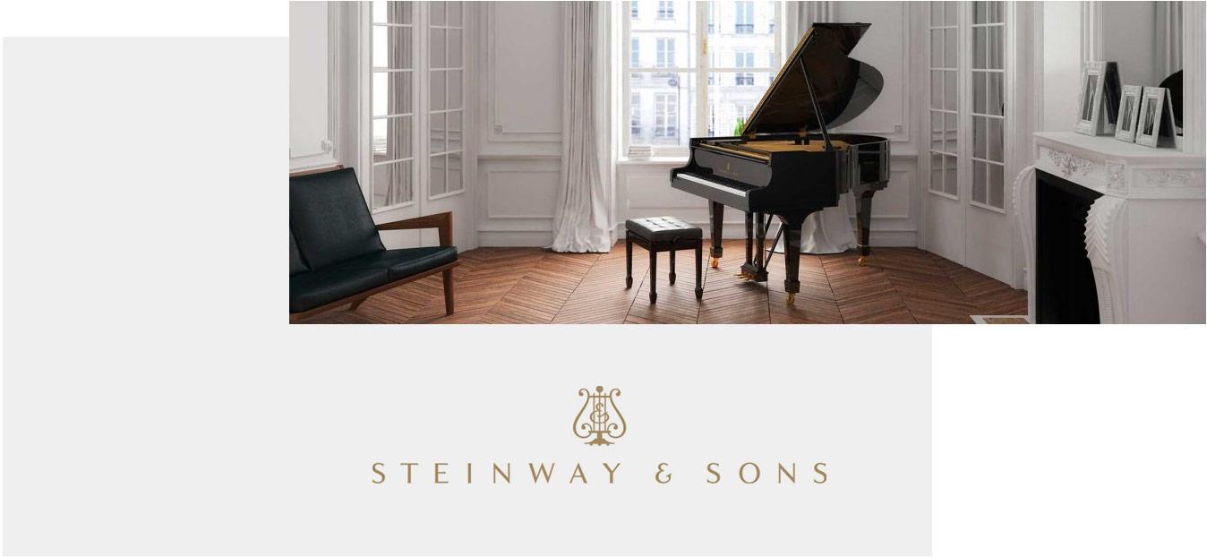 STEINWAY Klaviere & Flügel