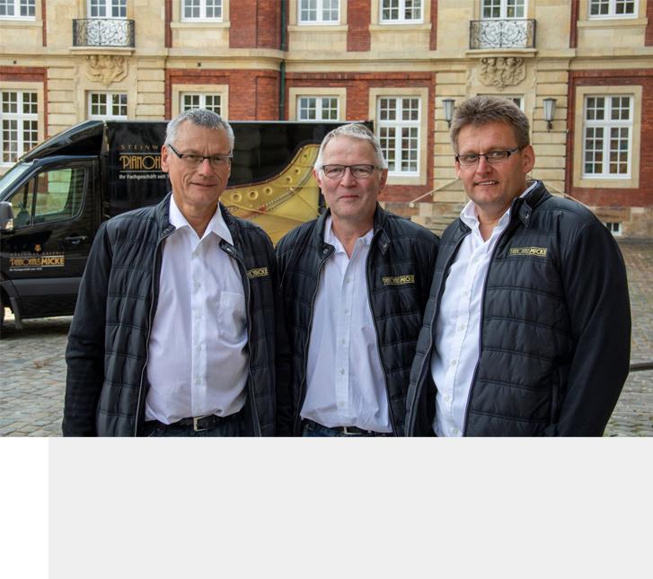 Unser Transporter-Team