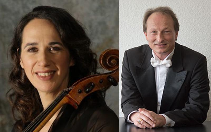 05. Dezember 2021 um 17:00 Uhr in MÜNSTER | Prof. Elisabeth Fürniss (Cello) und Michael Lippert (Klavier)