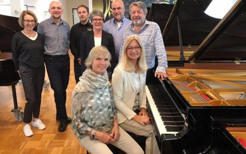 NEUER STEINWAY & SONS Flügel, Modell D – 274 für Konzert Theater Coesfeld