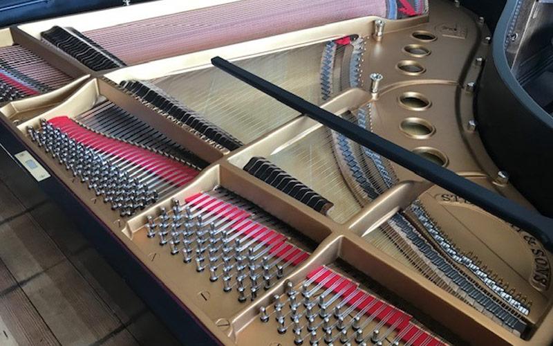 Aus der Steinway – Pianohaus Micke Klavierbauwerkstatt …