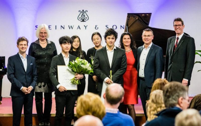 Impressionen vom Steinway – Förderpreis OWL 2019